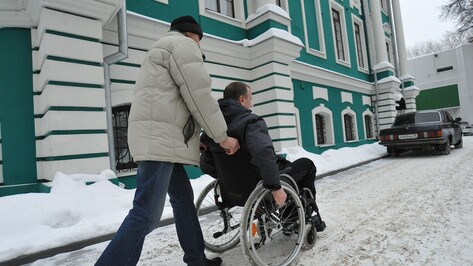 В день выборов в Воронеже будет работать социальное такси для маломобильных горожан