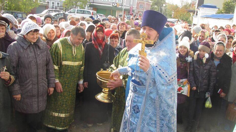В Павловске прошла Покровская ярмарка