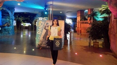 Грибановская школьница стала лауреатом регионального этапа форума «Зеленая планета»