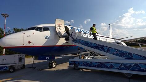 Воронежский аэропорт поставил пассажирский рекорд 20-летия
