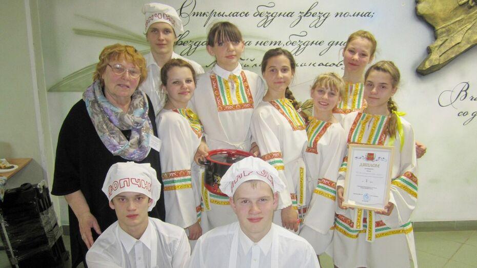 Семилукцы победили в международном фестивале «Кухня народов мира»