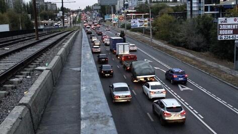 В ГИБДД уточнили, все ли воронежские таксисты смогут пользоваться выделенной полосой