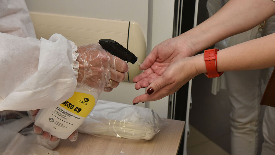 Коронавирусом за сутки заразились 99 воронежцев