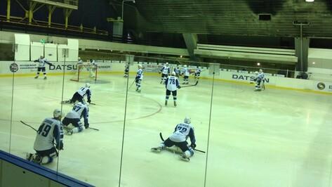 Хоккеисты «Липецка» разгромили молодежку воронежского «Бурана»