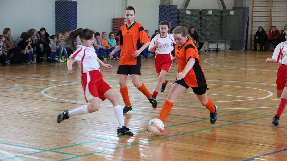 Новоусманские футболистки стали третьими в отборочном туре Первенства России по мини-футболу