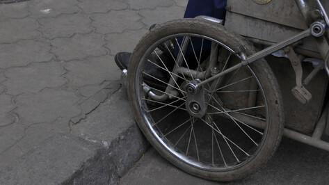За махинации с деньгами на детей-инвалидов воронежцу дали условный срок
