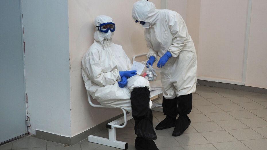 Еще 26 жителей Воронежской области скончались от коронавируса