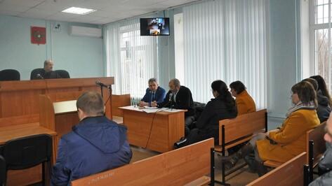 В Павловске прошло 4-е судебное заседание по делу о смертельном ДТП с полицейским