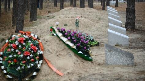 Воронежские поисковики узнают имена найденных в расстрельной яме людей