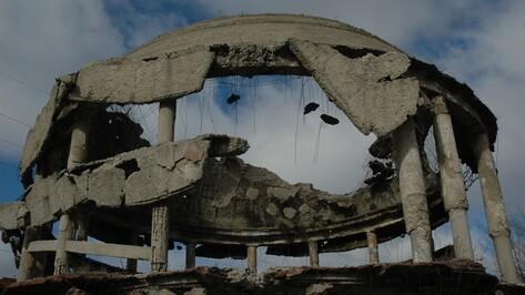 Власти законсервируют воронежскую Ротонду к 2020 году