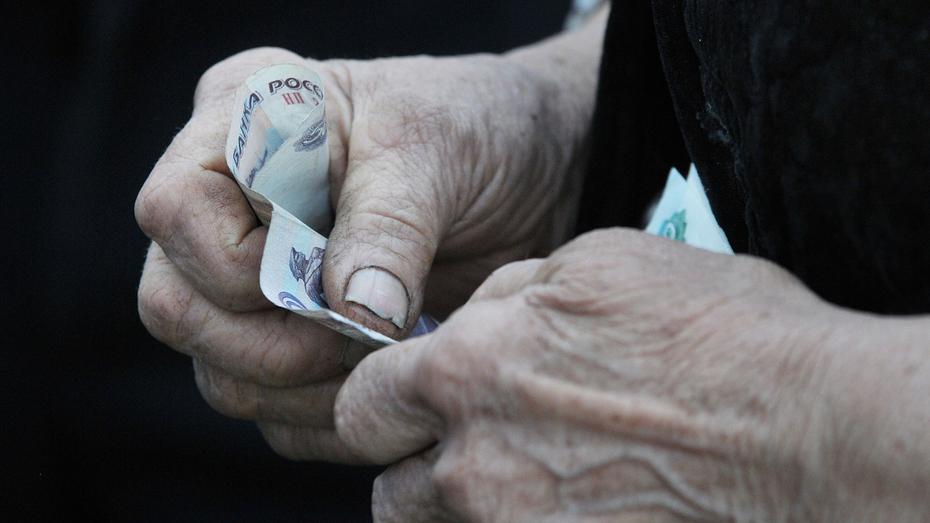 В Воронежской области увеличили пенсии более 160 тыс человек