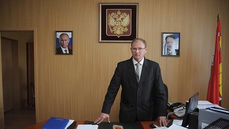 Губернатор Воронежской области принял отставку главы администрации Поворинского района