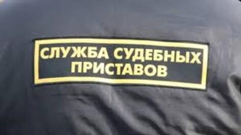 В Рамони судебные приставы арестовали автомобиль Infiniti  неплательщика налогов