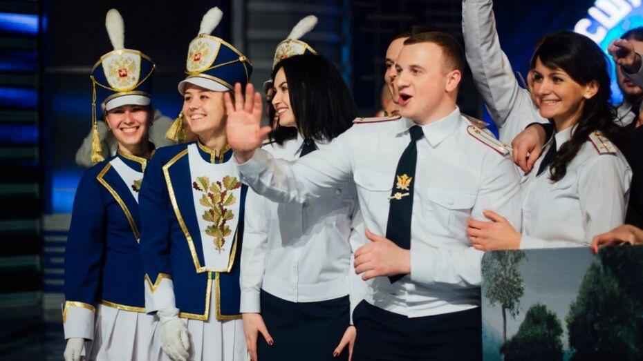 Команда КВН из Воронежа вышла в четвертьфинал Высшей лиги-2016