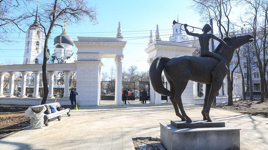 Подрядчик ремонта воронежского парка «Орленок» попал под угрозу банкротства