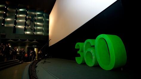 Тема дня: Кино на 360°