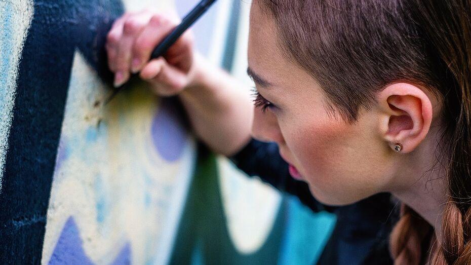 Воронежских граффитистов пригласили на конкурс стрит-арта