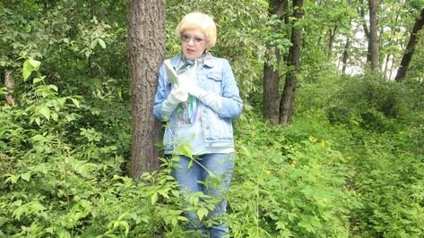 Сотрудники Нововоронежской АЭС организовали видеопрогулку по парку