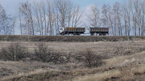 Житель Воронежской области угнал грузовик, чтобы отвезти возлюбленную на праздник