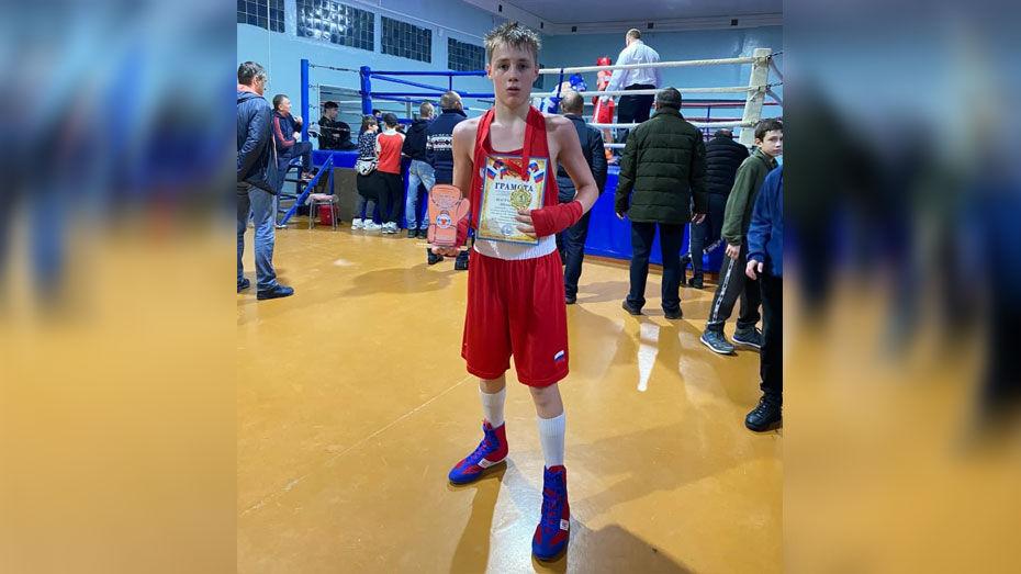 Борисоглебский боксер победил в межрегиональном турнире