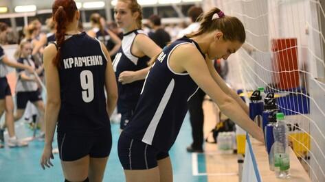 Волейбольный «Воронеж» проиграл первый матч плей-аута