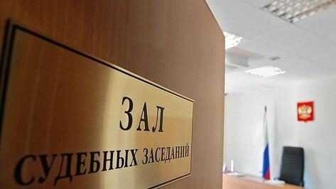 В Воронежской области 6 судей подали в отставку