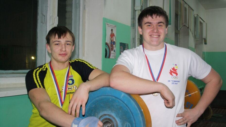 Россошанские штангисты взяли «золото» на первенстве Воронежской области