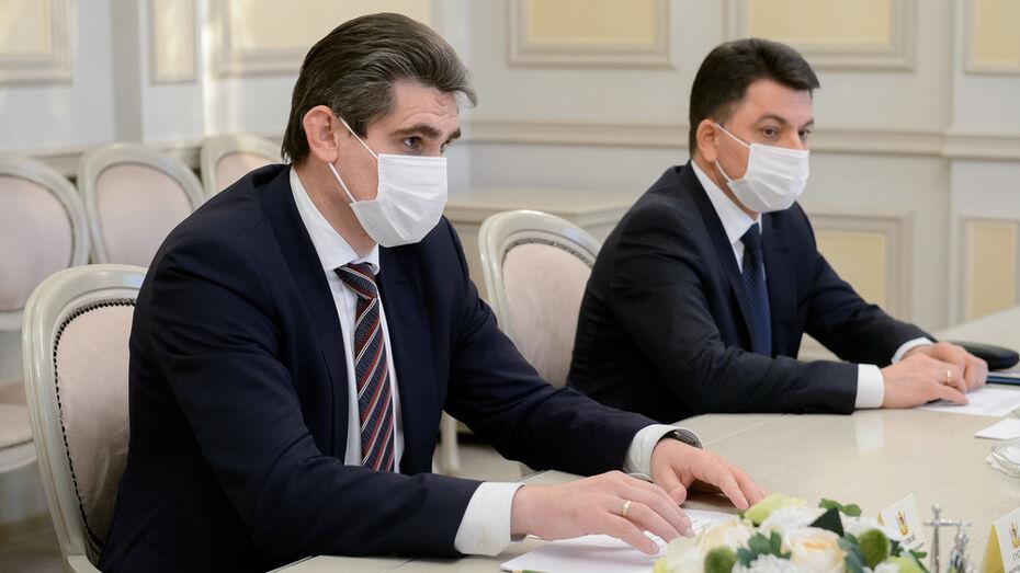 Нового руководителя воронежского авиазавода представили губернатору