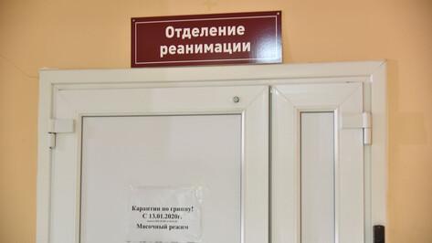 Выпавшая из окна пятиэтажки под Воронежем девочка оказалась в реанимации