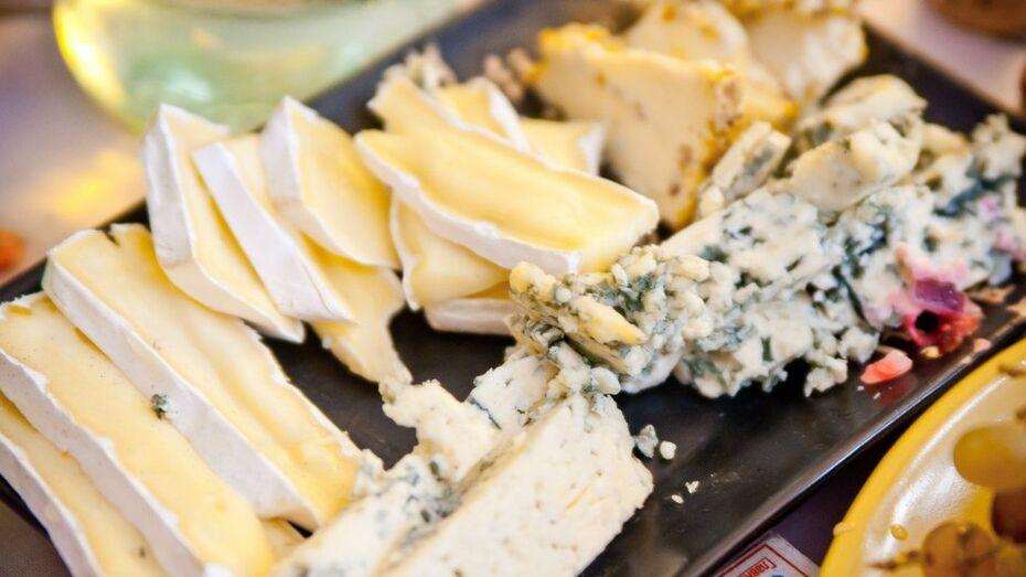 Ввоз украинских сыров в Воронежскую область сократился в 3,8 раз за год