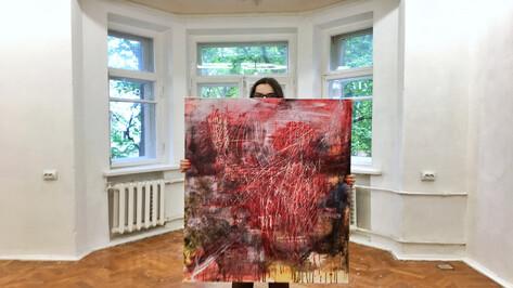 Воронежские художники создали выставочное пространство в квартире