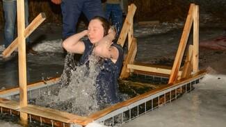 Власти Воронежа назвали места для купания в крещенскую ночь