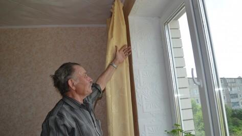 В ольховатском селе подрядчик за свой счет устранил недоделки в новостройке