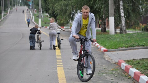 Репьевцы смогут выиграть велосипед в День района