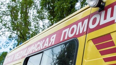 В Воронежской области автобус насмерть сбил пешехода