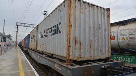 Воронежское растительное масло отправили в Китай в инновационных контейнерах