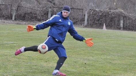 Вратарь воронежского «Факела» выбыл до конца сезона