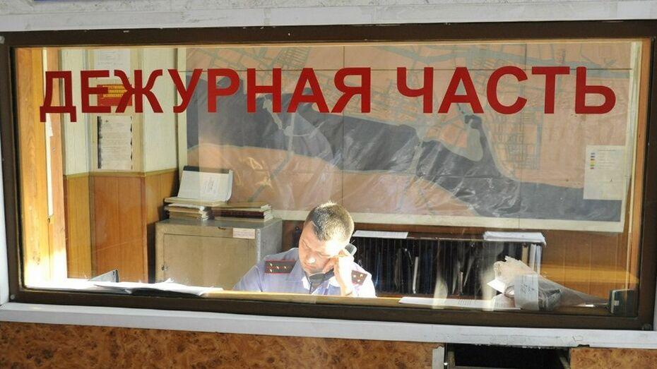 В Воронежской области рязанец «заминировал» автобус после ссоры с попутчиками