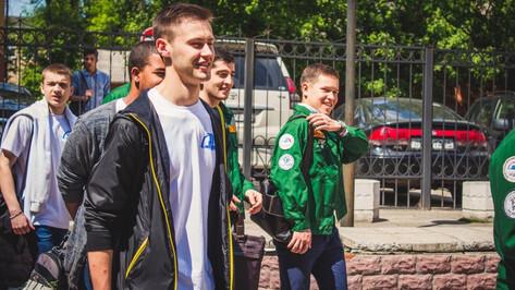 Воронежские студенческие отряды в 2019 году стали лучшими в ЦФО