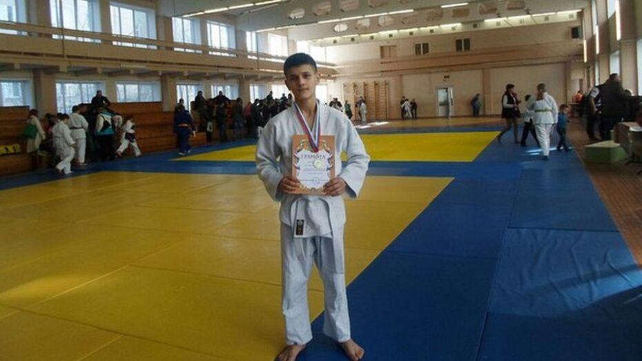 Поворинские дзюдоисты завоевали 6 медалей на областном первенстве