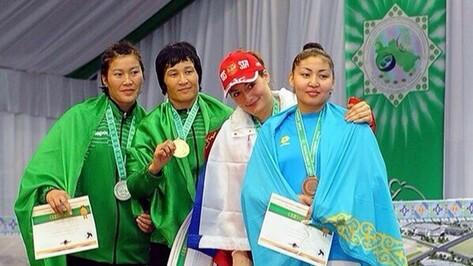 Воронежская спортсменка стала третьей на Чемпионате мира по борьбе на поясах
