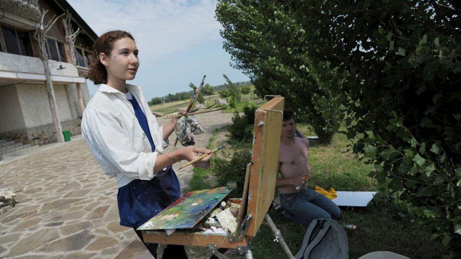 Художники нарисуют День Победы в Воронеже