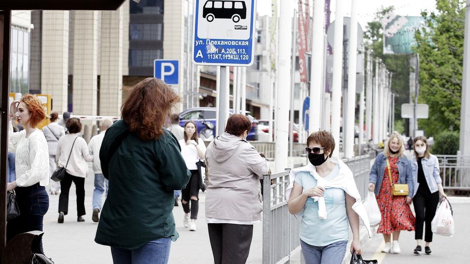 Воронежская область заняла 5-е место в рейтинге выздоровевших от COVID-19 за сутки