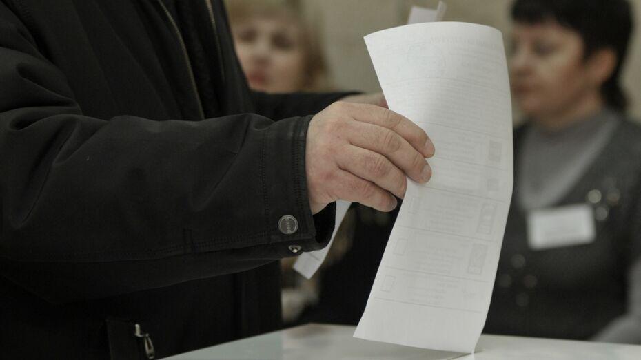 Губернатор позвал жителей Воронежской области на выборы в Госдуму