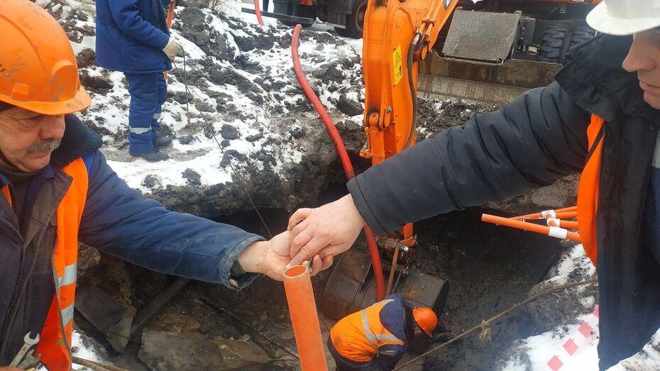 В «РВК-Воронеж» рассказали о Всемирном дне водопровода