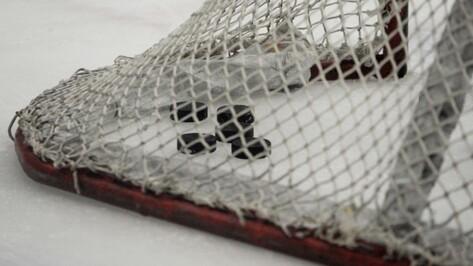 Хоккейная «Россошь» победила «Дмитров» в первом матче плей-офф
