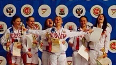Воронежские прыгуньи в воду выиграли 3 «золота» первенства Европы