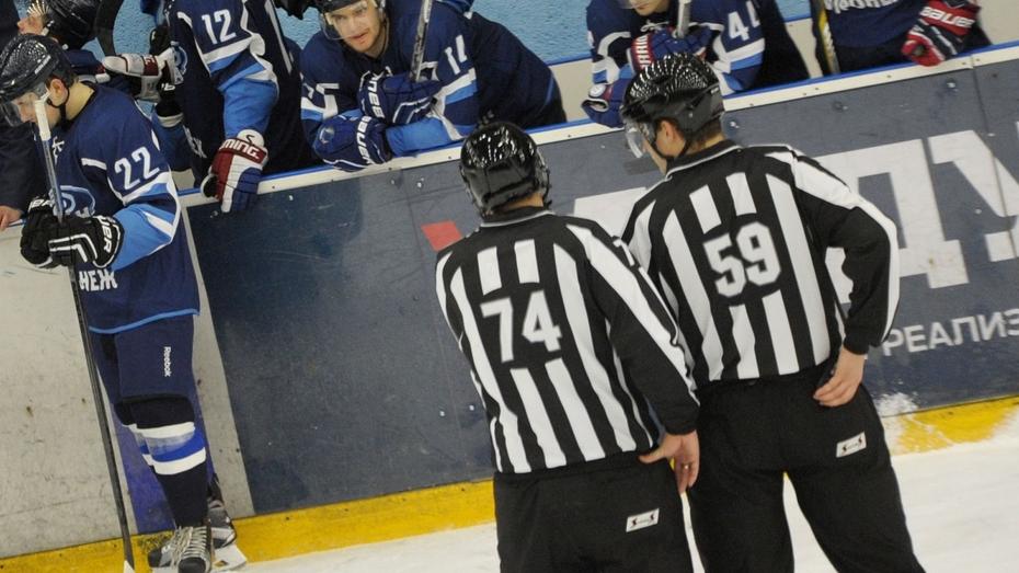 Воронежский «Буран» проиграл «Динамо» в четвертом матче серии плей-офф