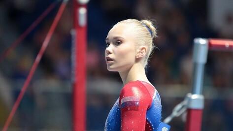 Воронежская спортсменка попала в топ-7 самых красивых гимнасток чемпионата мира
