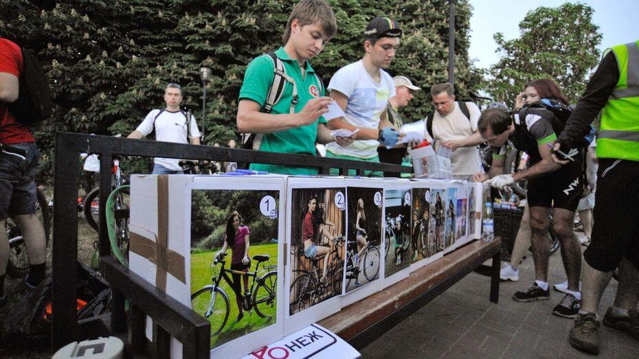 Участники воронежской Велоночи выберут Велокрасу-2016